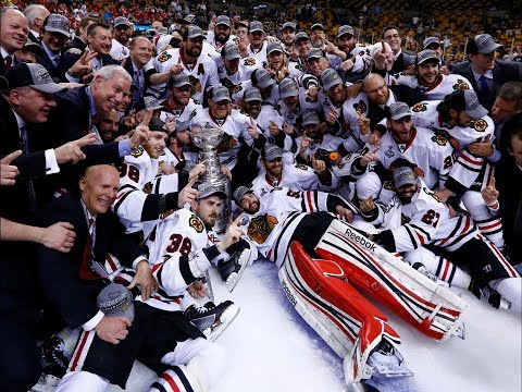Revisiting the 2013 Chicago Blackhawks