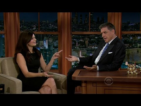 Late Late Show with Craig Ferguson 10/18/2012 Kelsey Grammer, Casey Wilson, Ben Hague