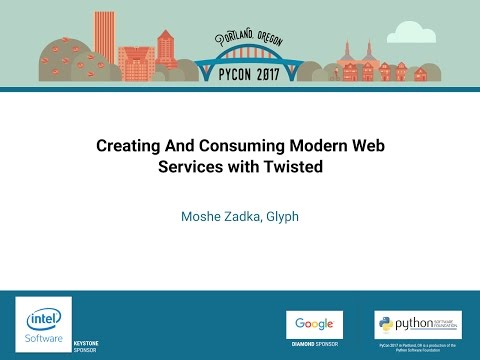 Image from Creating And Consuming Modern Web Services with Twisted