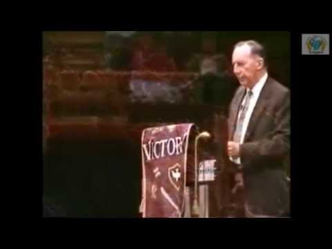 Invisible barriers to healing - Dr. Derek Prince