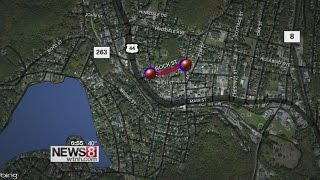 Shooting investigation underway in Winsted, victim flown to hospital