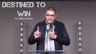 Destined To Win   Pastor Andrew Beling (15-08-2021)