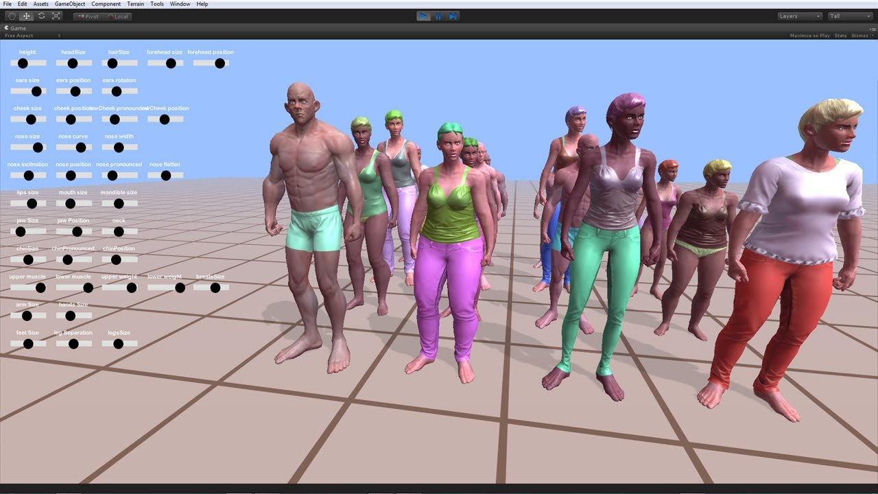 Unity 3d dk uma editor in less than 3 minutes youtube.