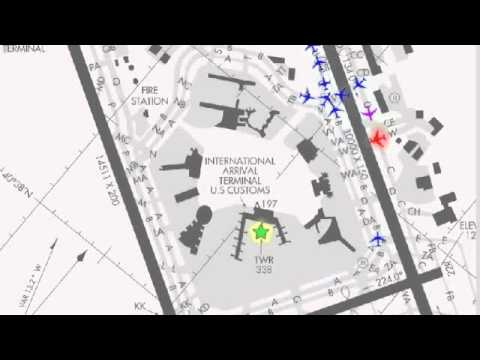 Air Traffic Control GND in JFK: Understanding the mess