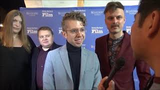Paul Rice and Sasha White Interview for A Worm in the Heart   SBIFF