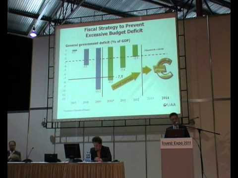 Invest Expo 2011 - Guntis Lauskis, POLARIS procesa vadītājs, LIAA (1.daļa)