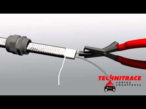 Raychem Rayclic Pc Power Connection Kit Installation Video