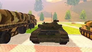 пАжилой тест-драйв военной техники