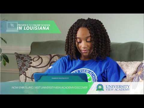University View Academy - Enroll Now