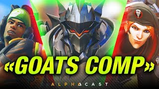 """LA COMPO OP DU MOMENT ? ► Comment contrer la """"Goats Comp"""" - Overwatch Guide"""