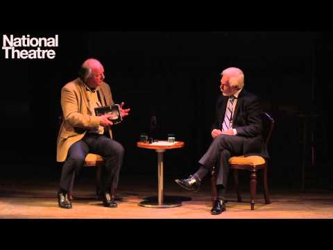 Derek Jacobi in conversation