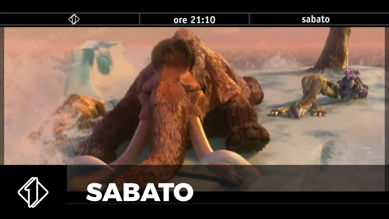 L Era Glaciale 4 Continenti Alla Deriva Sabato 3 Febbraio Alle 21 10 Su Italia 1 Youtube