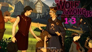 HER NAME WAS FAITH | The Wolf Among Us | Part 1-3 | Blind