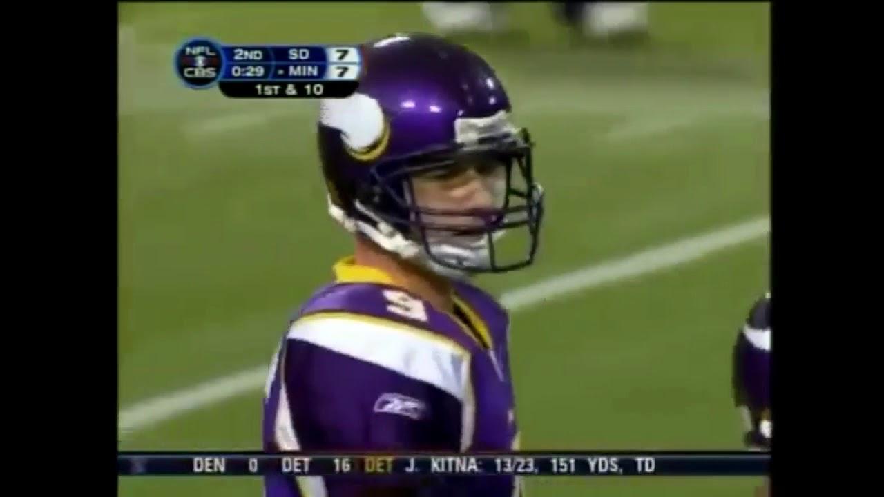 2007 11 04 San Diego Chargers Vs Minnesota Vikings