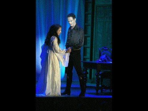 Dracula Das Musical - Die Zugsequenz