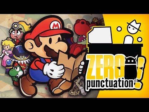 Paper Mario: The Thousand-Year Door (Zero Punctuation)