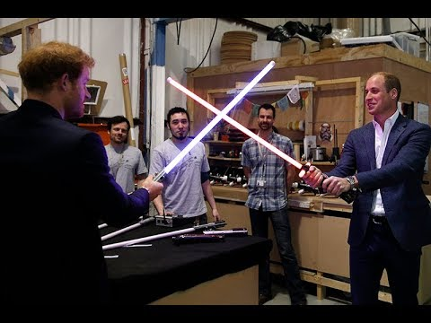 Prince William, Prince Harry and Tom Hardy's Star Wars cameos CONFIRMED!