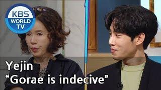 "Yejin ""Gorae is indecive""[Happy Together/2019.03.21]"