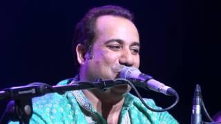 Tumhen Dillagi Bhool Jani Pare Gi - Ustad Rahat Fateh Ali Khan - O2 Indigo 2013