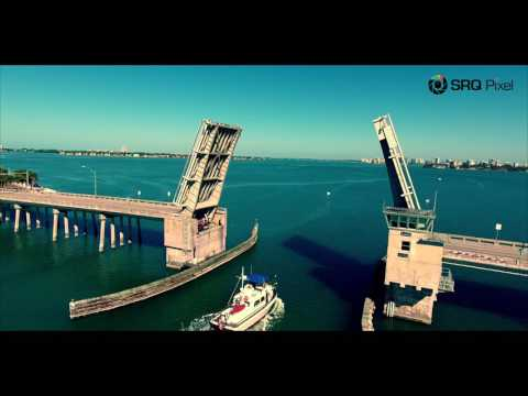 S A R A S O T A - 4K - AERIAL DRONE VIDEOGRAPHY