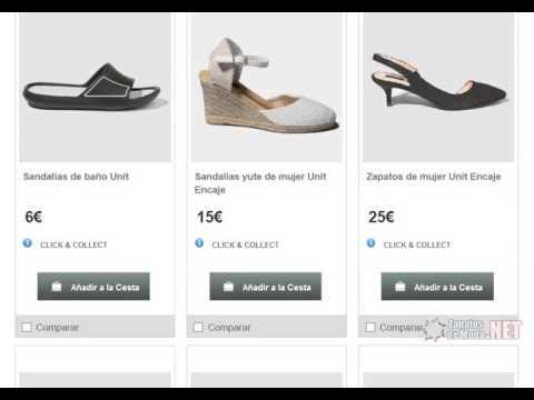 74484eb4 Catálogo zapatos HIPERCOR para mujer - YouTube