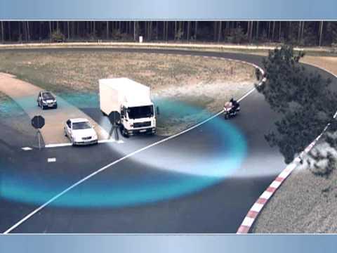 CAR 2 CAR Communication Consortium: Approaching Motorcycle Warning