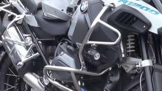 BMW R1200 GSA 2014 Launch Day1
