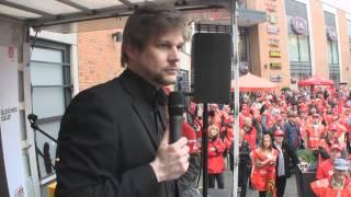 Warnstreik-Kabarett mit Jens Neutag – 2/2