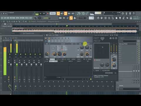 How to Use the Fruity Love Philter (FL Studio 12 & 20 Beginner Tips)