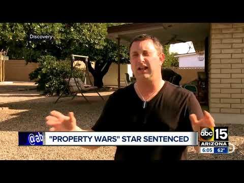 'Property Wars' star sentenced for fraud