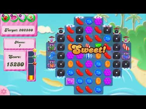 Candy Crush Saga Level 2962 NO BOOSTERS