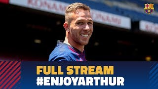 FULL STREAM | Arthur