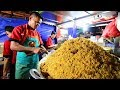 - Indonesian Street Food - HUGE Indonesian Goat Fried Rice | CRAZY Street Food in Jakarta, Indonesia