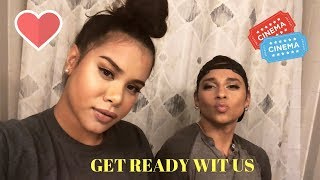 BEST FRIENDS DO MAKEUP FOR THE FIRST TIME TOGETHER...