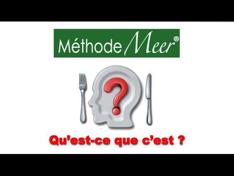 Methode Meer Perdre du poids sans régime