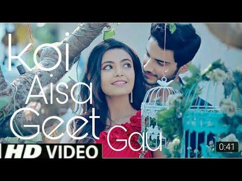 😄😍 New Whats app status😍😄 Aisa Geet Gau