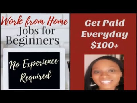 Work From Home Jobs For Beginners No Experience Required Hiring Now Legitimate 2021