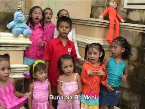 Solangga Masodak -  Lagu rohani bahasa Rote - NTT with Rotenese Kids  and Kids Idol NTT