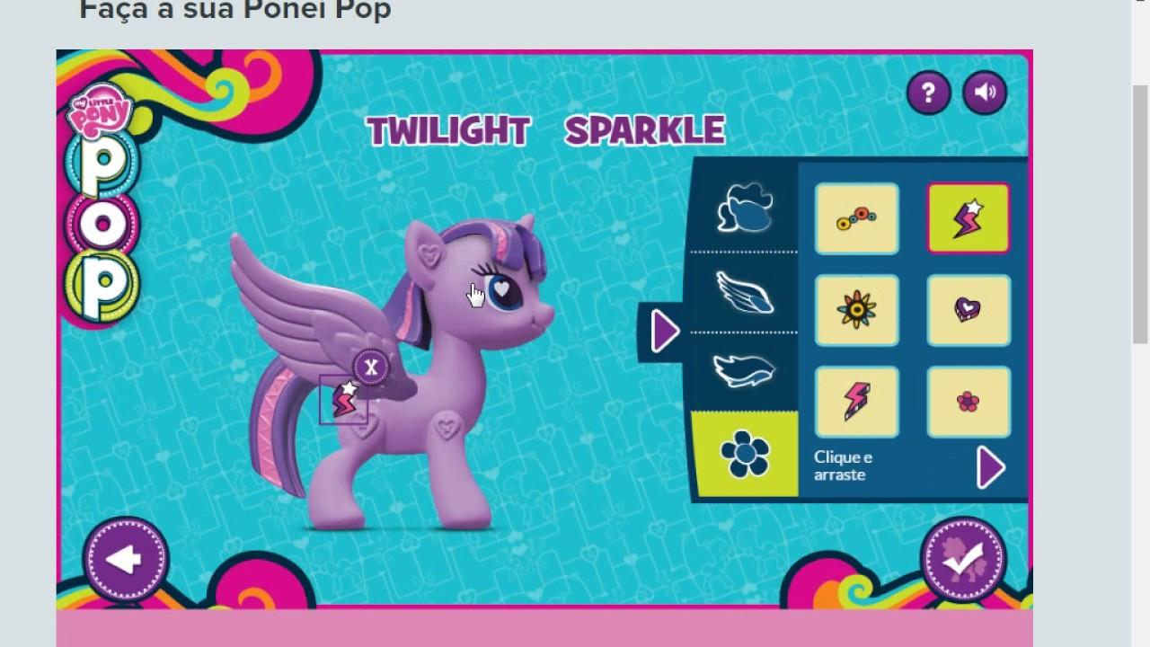 Создай открытку с пони играть, благодарностью