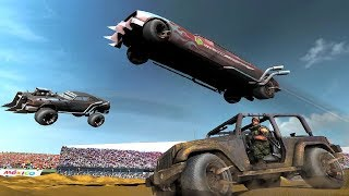 Real Demolition Limo Derby (By Zaibi Games Studio) - Android Gameplay | Car Games | Kids TV Channel