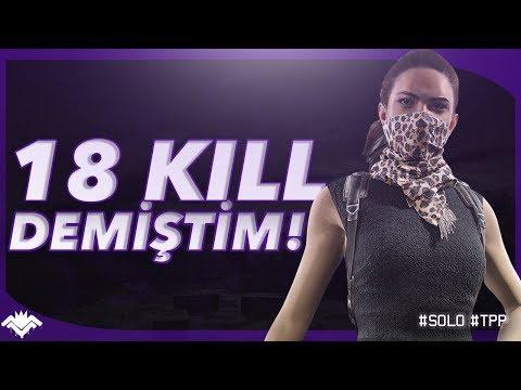 18 KILL DEMİŞTİM - #SQLQ #TPP