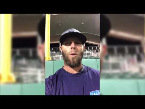 People Ask Me: Dustin Pedroia - 95 mph fastball