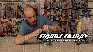 Figure Friday: Marvel Select Silver Surfer(, 2014-01-10T17:52:31.000Z)