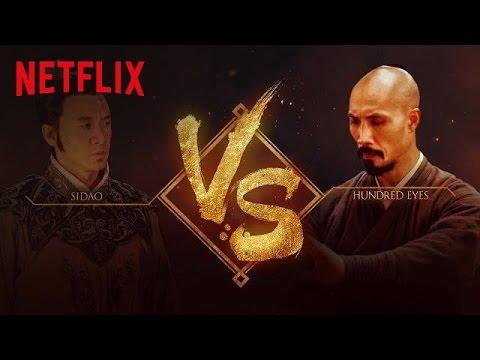 Marco Polo  Hundred Eyes vs Sidao  Mongol Strike HD  Netflix