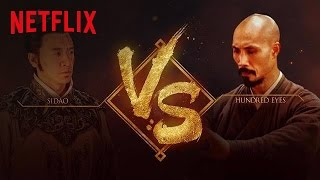 Marco Polo   Hundred Eyes vs Sidao - Mongol Strike [HD]   Netflix