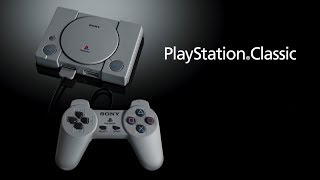 PlayStation Classic Trailer - Official PS1 Mini Console (Final Fantasy 7, Tekken 3)