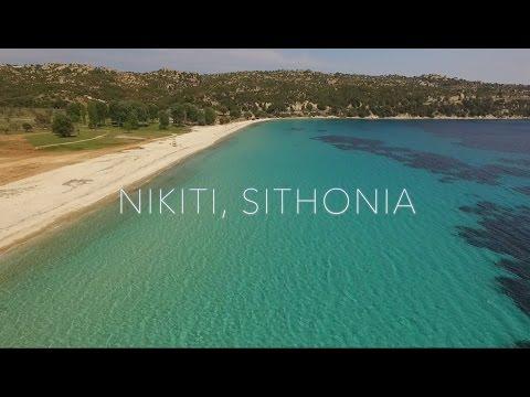 Halkidiki Best Beaches - Agios Ioannis Beach, Nikiti, Sithonia Greece
