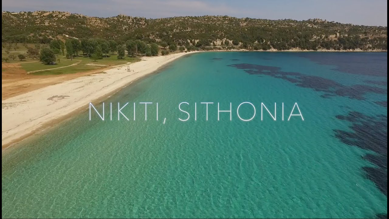 Halkidiki Best Beaches Agios Ioannis Beach Nikiti Sithonia