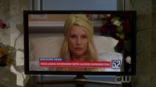 Dynasty 2017 Season 2 Alexis Hospital Scene