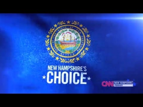 America's Choice 2012: NH Primary on CNN